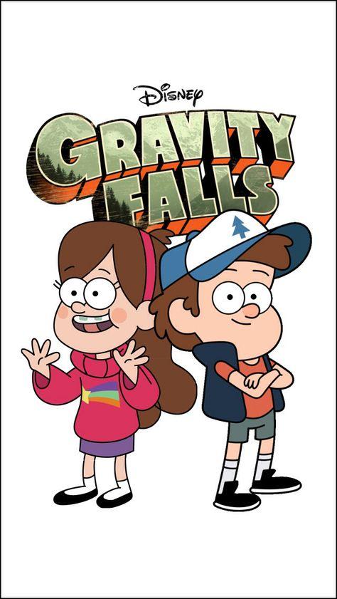 Gravity Falls Todos Los Personajes Juntos Buscar Con Google