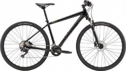Cannondale Quick Cx 1 Bike Black Xl Bicycle Bike Cool Bike