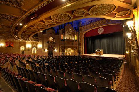 Paramount Theatre Paramount Theater Movie Place Visit Denver