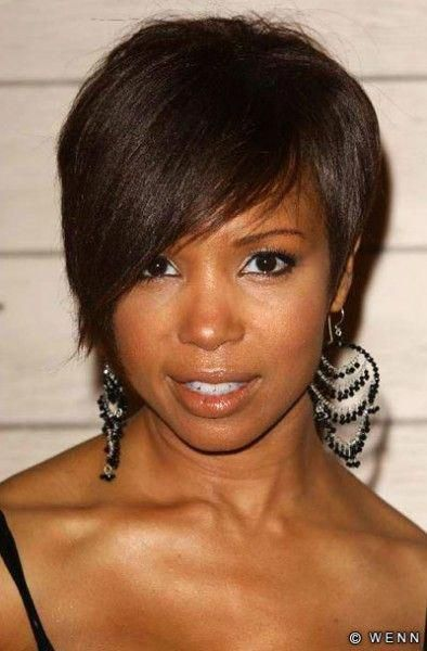 Google Image Result For Http Bobhairstyles Tk Wp Content Uploads 2012 10 B In 2020 Short Weave Hairstyles Hairstyles For Thin Hair Short Hair Styles African American