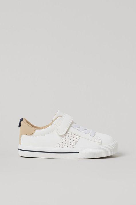 Sneakers - White/beige - Kids | H&M US