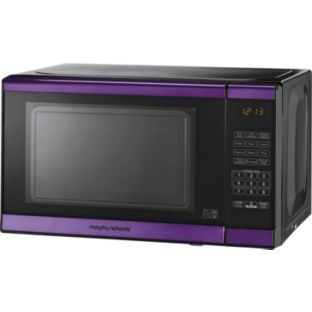 Morphy Richards Em820cptf Pm 20l Solo Touch Microwave At Argos Co Uk Your Online For Microwaves Purple Pion Pinterest