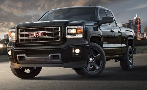 Gmc Re Enters The Sports Truck Market With The 2015 Gmc Sierra