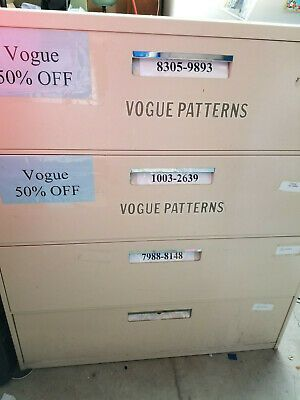 Ad Ebay Fabric Store Commercial Metal Sewing Pattern Storage Cabinet 44 X 36 4 Drawer Sewing Pattern Storage Metal Storage Cabinets Storage Cabinet