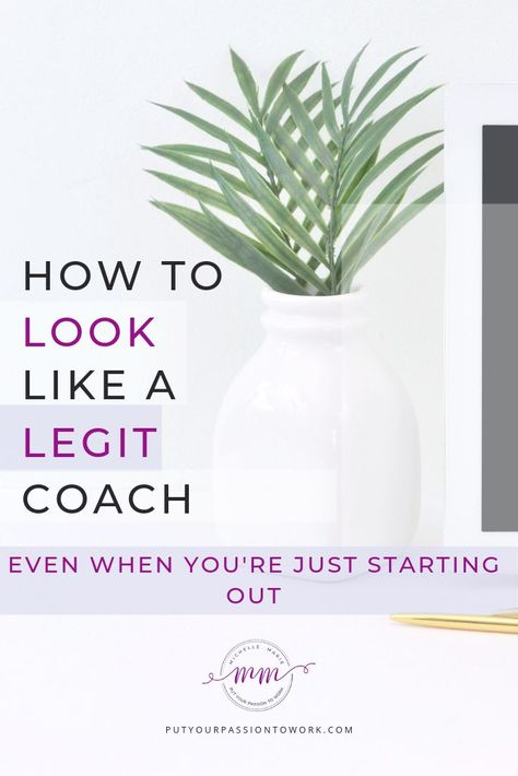 Launch Your Coaching Biz Challenge - Put Your Passion to Work