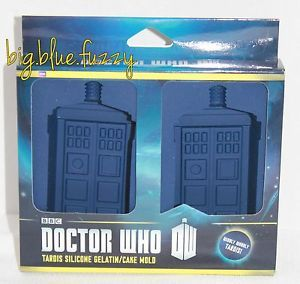 Image result for dr who chocolate molds Dr Who TardisDalek moulds