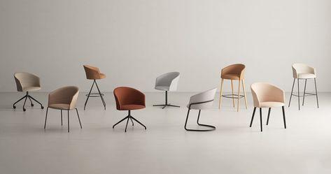 Arper Juno | Stoelen, Plastic stoelen, Meubel ideeën