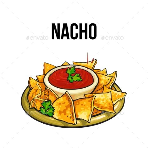 nacho chips and cheese clipart big 668x462 clipart everyday foods rh pinterest com nachos clipart pictures nachos clipart black and white