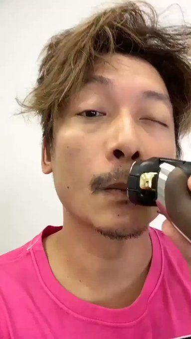 木村 拓哉 髭 剃り