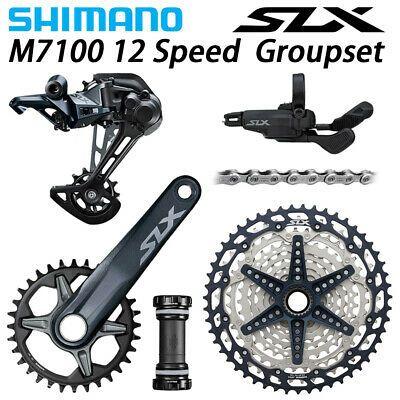 Details About Shimano Slx M7100 1x12 Speed Shift Rear Derailleur