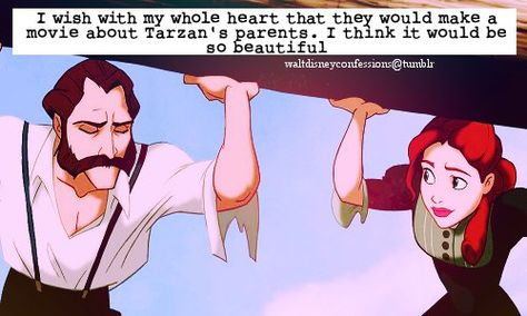 Would be so sweet, though a tragic ending:(