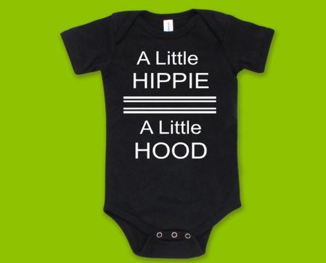 A Little Hood A Little Hippie Boho Vintage Style Short Sleeve