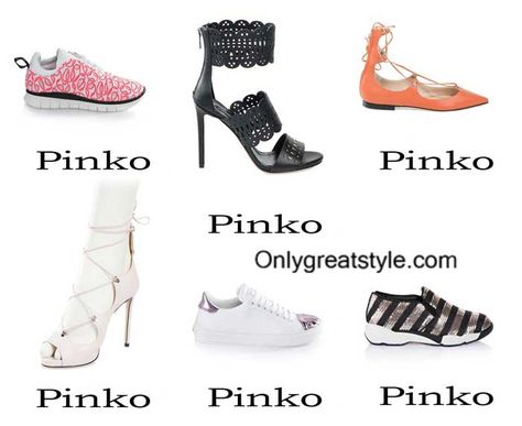 Pinko shoes spring summer 2016 footwear for women  693305face1