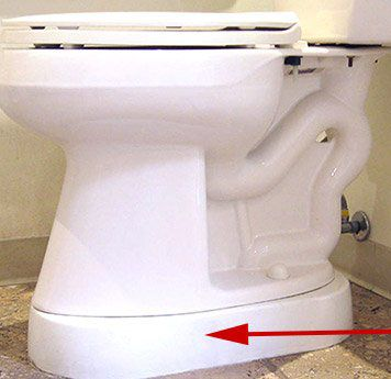 A Toilevator Raises A Toilet 3 5 Inches For Seniors And People