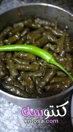 طريقة عمل ورق العنب المحفوظ بالصور طريقة عمل ورق العنب المعلب طريقة عمل ورق العنب المعلب Food Green Beans Vegetables