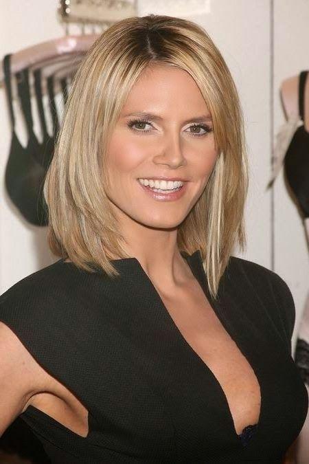 Mittellange Frisuren Durchgestuft Frisur Durchgestuft Haarschnitt Kurz Frisuren Feines Haar