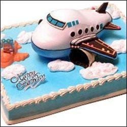 Airplane Cake Mold