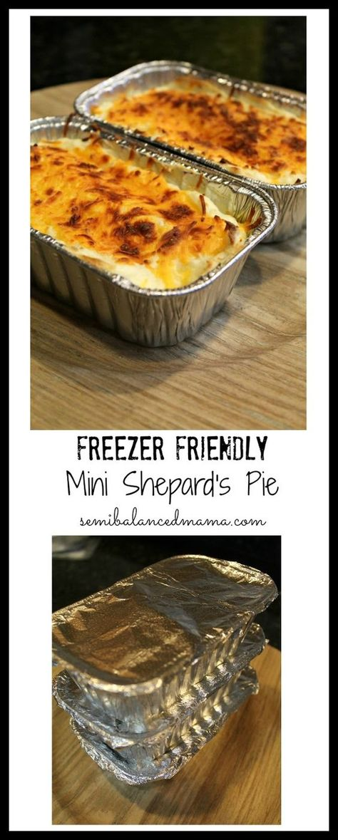 Shepard's Pie is a staple in our house. The idea of a good Shepard's Pie is to throw whatever you have in the fridge and top with mashed po...