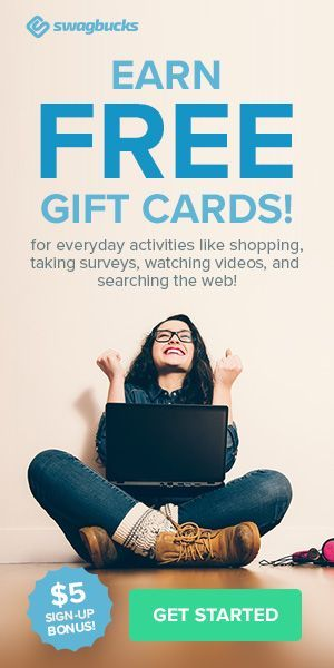 Earn Free Gift Cards In Some Cases For Stuff You Re Doing
