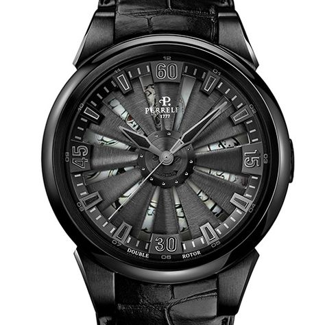 Special edition of the Turbine watch to celebrate the Chinese year PERRELET Turbine Snake Limited Edition (See more at:http://watchmobile7.com/articles/perrelet-turbine-snake-limited-edition)