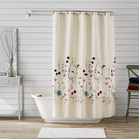 Home With Images Shower Curtains Walmart Curtains Shower Curtain