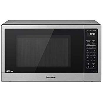 Amazon Com Panasonic Nn Sn936w Countertop Microwave With Inverter