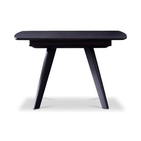 Schoner Wohnen Esstisch Mit Auszug Extend S327 120 185 Cm Schwarz Holz In 2020 Esstisch Tisch Holz