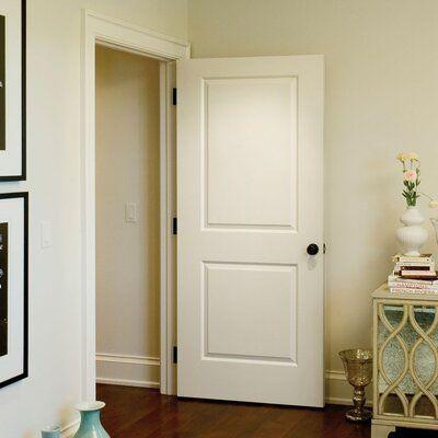 Verona Home Design Paneled Manufactured Wood Primed Molded Interior Standard Door Handing Ri Farmhouse Interior Doors Interior Door Styles Wood Doors Interior