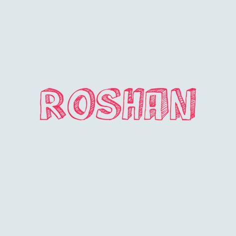 Roshan - Baby Names That Mean Light - Photos