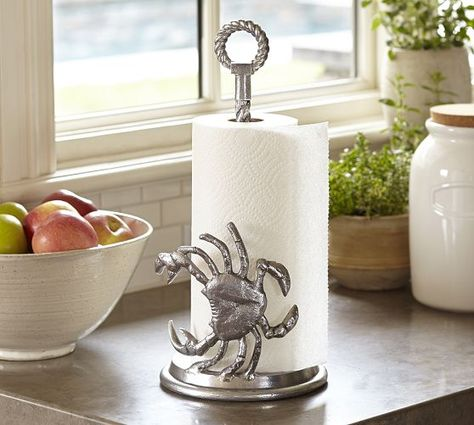 Crab Paper Towel Holder Pottery Barn