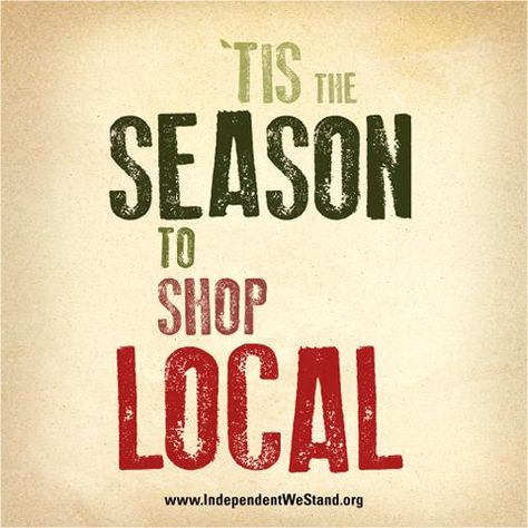Spread the local cheer!