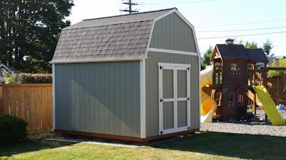 10x12 Barn Shed Plans With Images Building A Shed Shed Plans Shed Building Plans