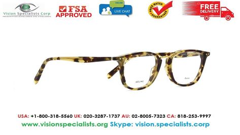 ae69fa05985 Celine Thin Liam CL41419 3Y7 Glasses