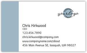 Simple Color Bar Business Card Business Cards Custom Business