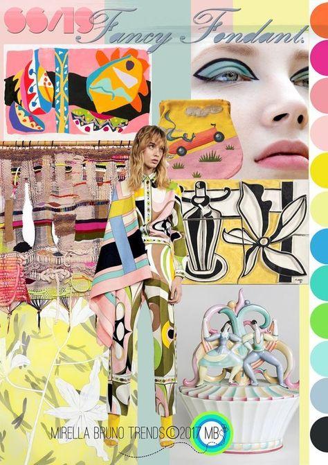 TREND | MIRELLA BRUNO - FANCY FONDANT . SS 2019 # fashion 2019 women