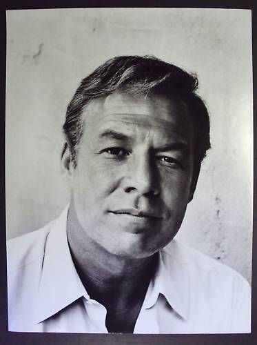 George Kennedy put aside show business during World War II, served under General Patton, and was in the United States Army for 16 years, seeing combat and working in the Armed Forces radio. He was involved with the opening of the first Army Information Office.