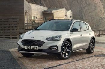 2019 Ford Focus Active Price Review Specs Release Date Crossover