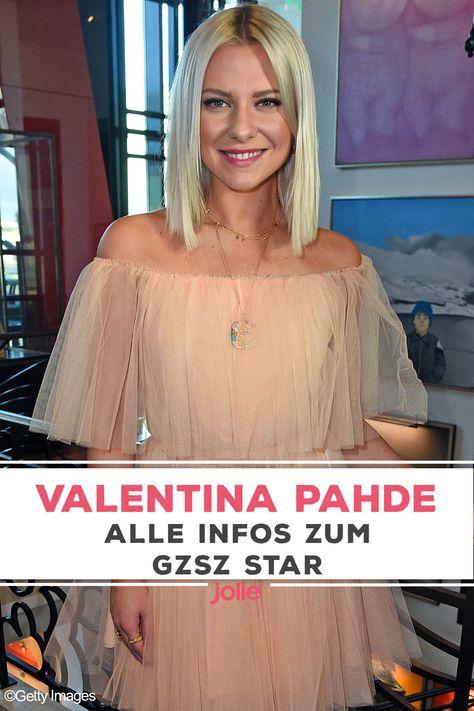 Gzsz Ist Valentina Pahde Nun Vergeben Oder Nicht Valentina Pahde Gzsz Gzsz Stars