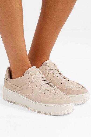 Nike | Nike Air Force 1 suede sneakers