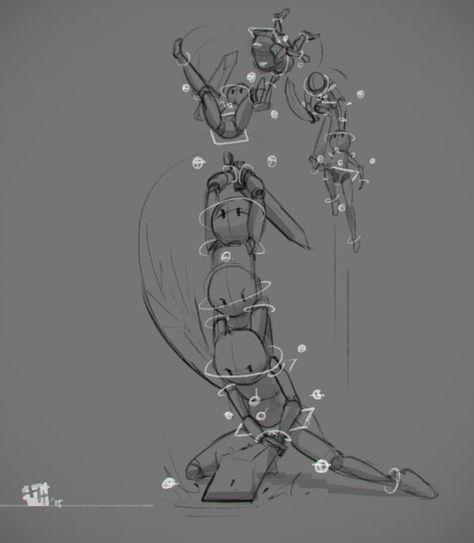 by on DeviantArt – Animation ideas Animation Storyboard, Animation Sketches, Animation Reference, Art Reference Poses, Art Sketches, 3d Animation, Animation Background, Anim Gif, Principles Of Animation