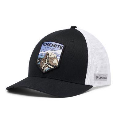 Epic Trek Mesh Ballcap Grand Canyon Columbia Sportswear Ball Cap Youth Hats Columbia Hat