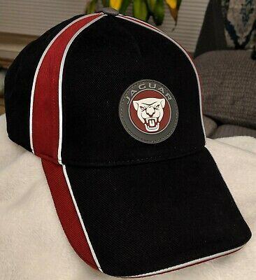 Genuine Jaguar Baseball Cap Black Red Grey One Size New Hats For Men Black Baseball Cap World Baseball Classic