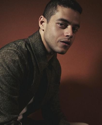 Rami Malek Links Up With Interview For Shoot Talks Future Roles Rami Malek Rami Said Malek Mr Robot