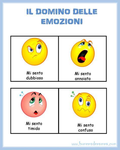 Se girovagate per il blog troverete un sacco di giochi ed attività sulle emozioni. Ma perchè mai giocare con le emozioni con i bambini? Per varie ragioni: per divertirsi per imparare a riconoscerle...