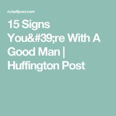 Huffington post 10 signs youre dating a psychopath