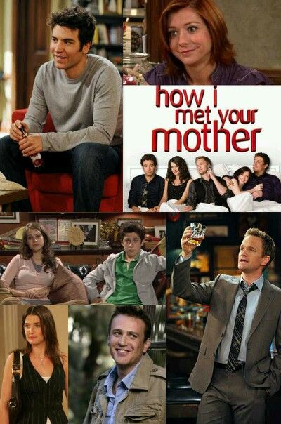 Better Than Seinfeld How I Met Your Mother Himym Fangirl