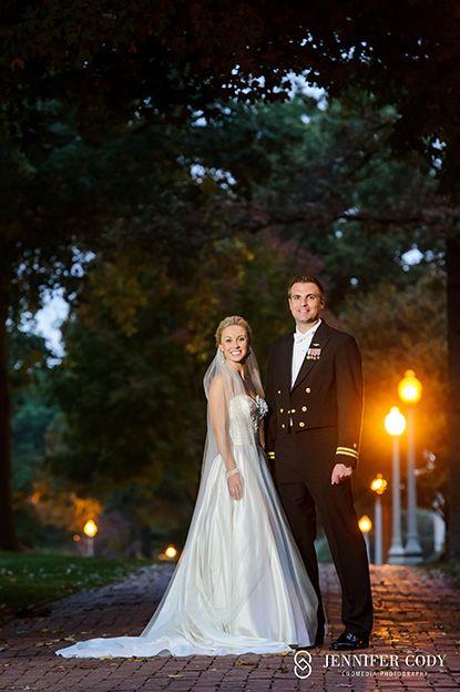Naval Academy Chapel Wedding In Annapolis Maryland