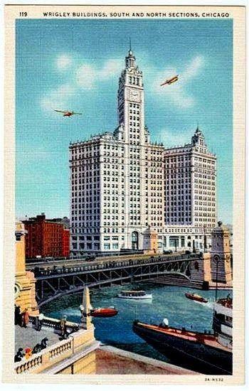 Postcard Unused   1 Unused PostcardBuildings