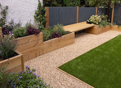 Large Garden Streatham Common | Jo Wyeth Garden Design