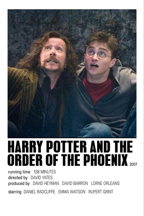 harry potter and the order of the phoenix by issy